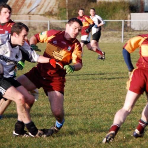 Shield V Glenfarne/Kiltyclogher