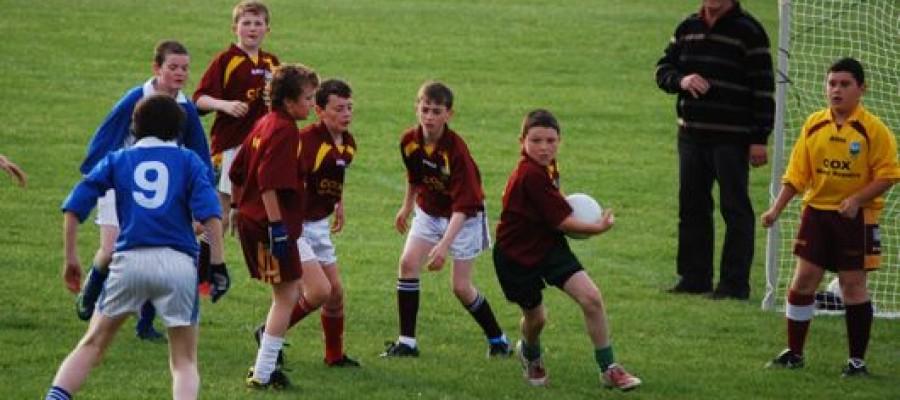 Boys School League Final