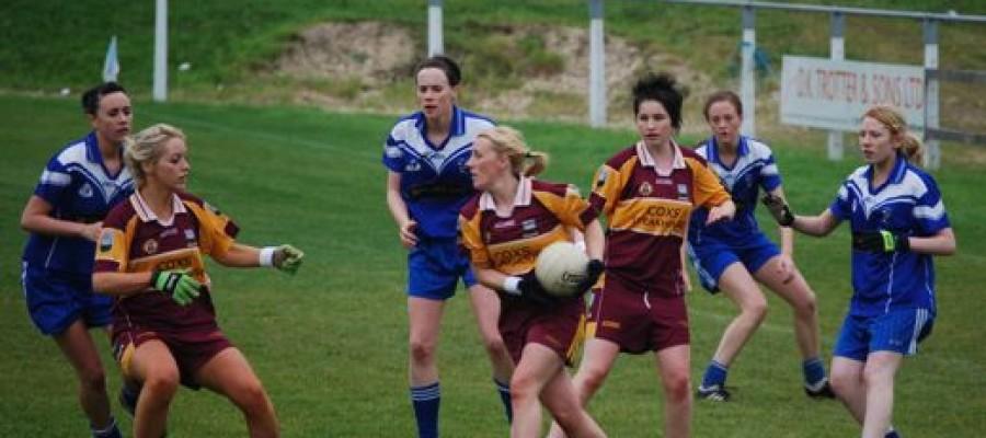 Annaduff Ladies League Final