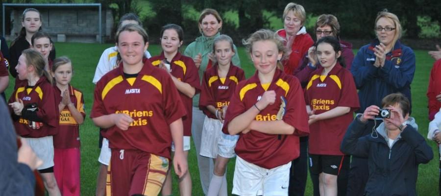 U12 Girls Shield Final