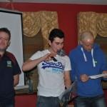 2013 U16 Championship medal Presentation01