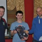 2013 U16 Championship medal Presentation02