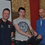 2013 U16 Championship medal Presentation03