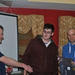 2013 U16 Championship medal Presentation04