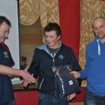 2013 U16 Championship medal Presentation05