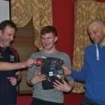 2013 U16 Championship medal Presentation06