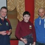 2013 U16 Championship medal Presentation07