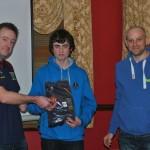2013 U16 Championship medal Presentation08