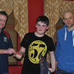 2013 U16 Championship medal Presentation09