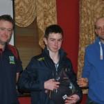 2013 U16 Championship medal Presentation10