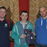 2013 U16 Championship medal Presentation11