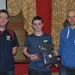 2013 U16 Championship medal Presentation12