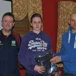 2013 U16 Championship medal Presentation13