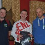 2013 U16 Championship medal Presentation14