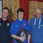 2013 U16 Championship medal Presentation15