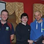 2013 U16 Championship medal Presentation16
