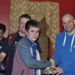 2013 U16 Championship medal Presentation18