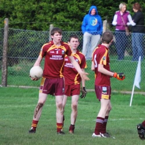 U16 Championship Semi final v Drumkeerin