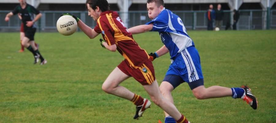 U16 Championship v St Marys