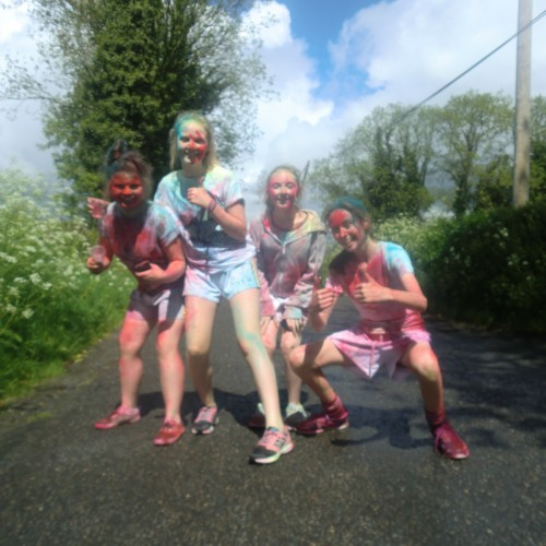 Annaduff NS Colour Run