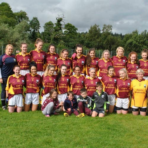 Ladies Championship Final v Manorhamilton