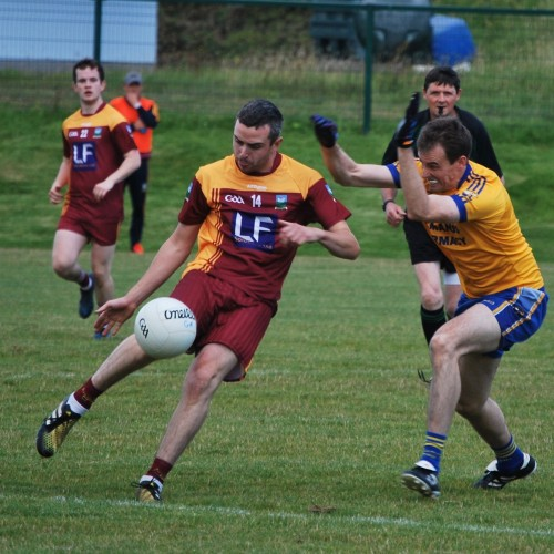Senior Championship v GlencarManorhamilton