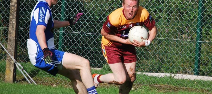 Senior Championship v St Mary's