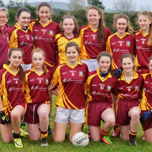 Under 16 Ladies Shield Final