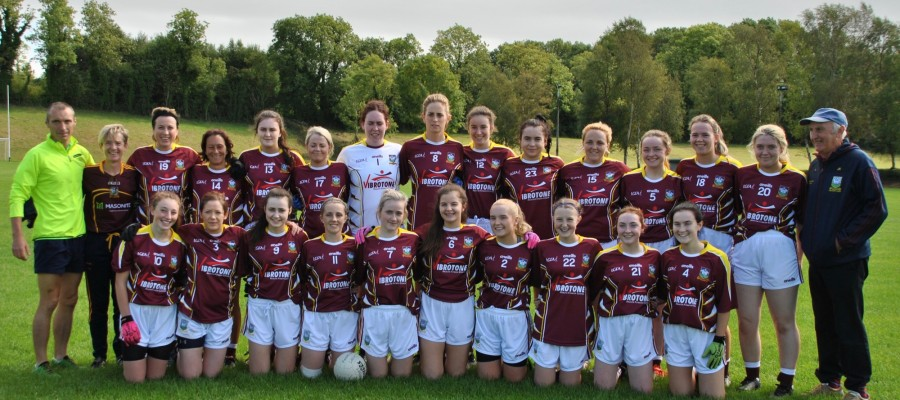 Ladies Junior Championship Final